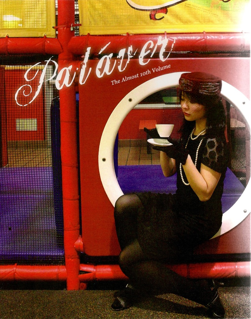 Palaver cover